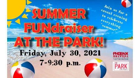 Summer FUNdraiser at The Park