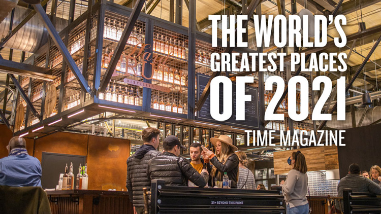 """TIME Magazine Names Indy to """"World's Greatest Places 2021"""""""