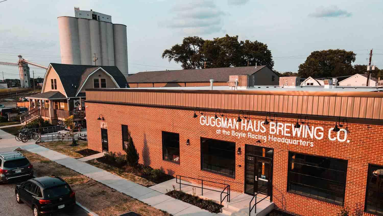 Guggman Haus Brewing Co. 17